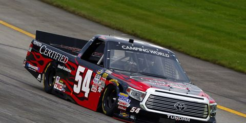 Christopher Bell, shown, and Tyler Reddick are two up-and-coming NASCAR drivers who will race at Eldora on Wednesday.