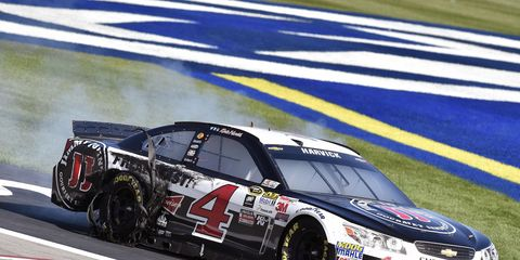 Kevin Harvick has won three of the last six NASCAR Sprint Cup Series races, dating back to last season.