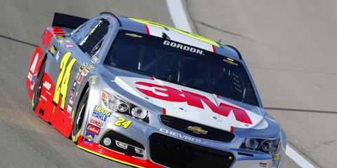 Jeff Gordon secured his 79th career NASCAR Sprint Cup Series pole on Friday at Las Vegas Motor Speedway.