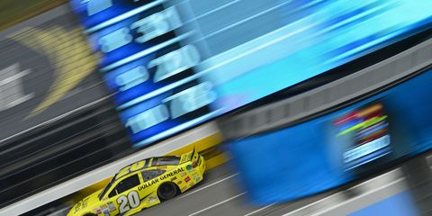 Matt Kenseth and Joe Gibbs Racing are appealing NASCAR's two-race suspension for Kenseth's actions at Martinsville.