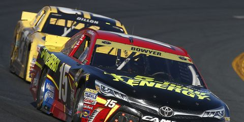 Clint Bowyer will race next year for HScott Motorsports