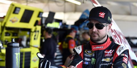 After sitting out the first three races of the season, Kurt Busch will be back in action this weekend in Phoenix.