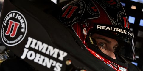 Kevin Harvick has emerged as the driver to beat at Phoenix.