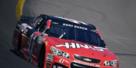 Kurt Busch's appeal to reopen a protective order hearing has been denied by a Delaware family commissioner.