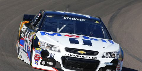 Tony Stewart said he wants to make the Chase for the Sprint Cup on his own, rather than qualify with a replacement driver.