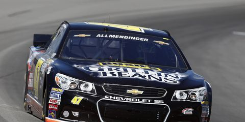 AJ Allmendinger is hoping to win again at Watkins Glen and secure his spot in the Chase.