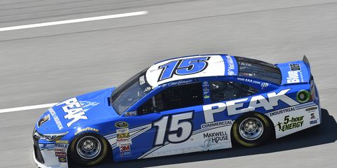 Clint Bowyer is one of a few NASCAR drivers heading back to his hometown track this weekend in Kansas.