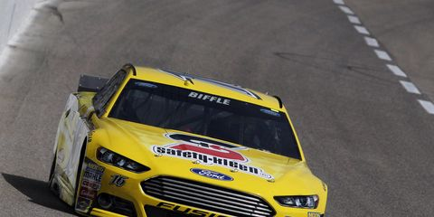 Greg Biffle is hoping to be one of the drivers who leads Roush Fenway Racing back to prominence.