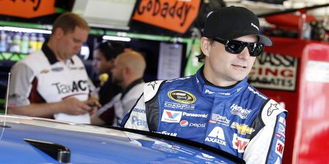 After a rough start, Jeff Gordon's final full season is starting to look brighter.