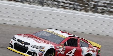 Kevin Harvick could be a sleeper in the Chase for the Sprint Cup.