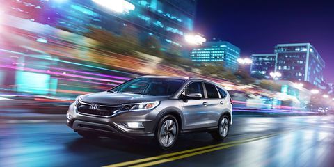 Honda has also added a new range-topping Touring model, which is what we have here.