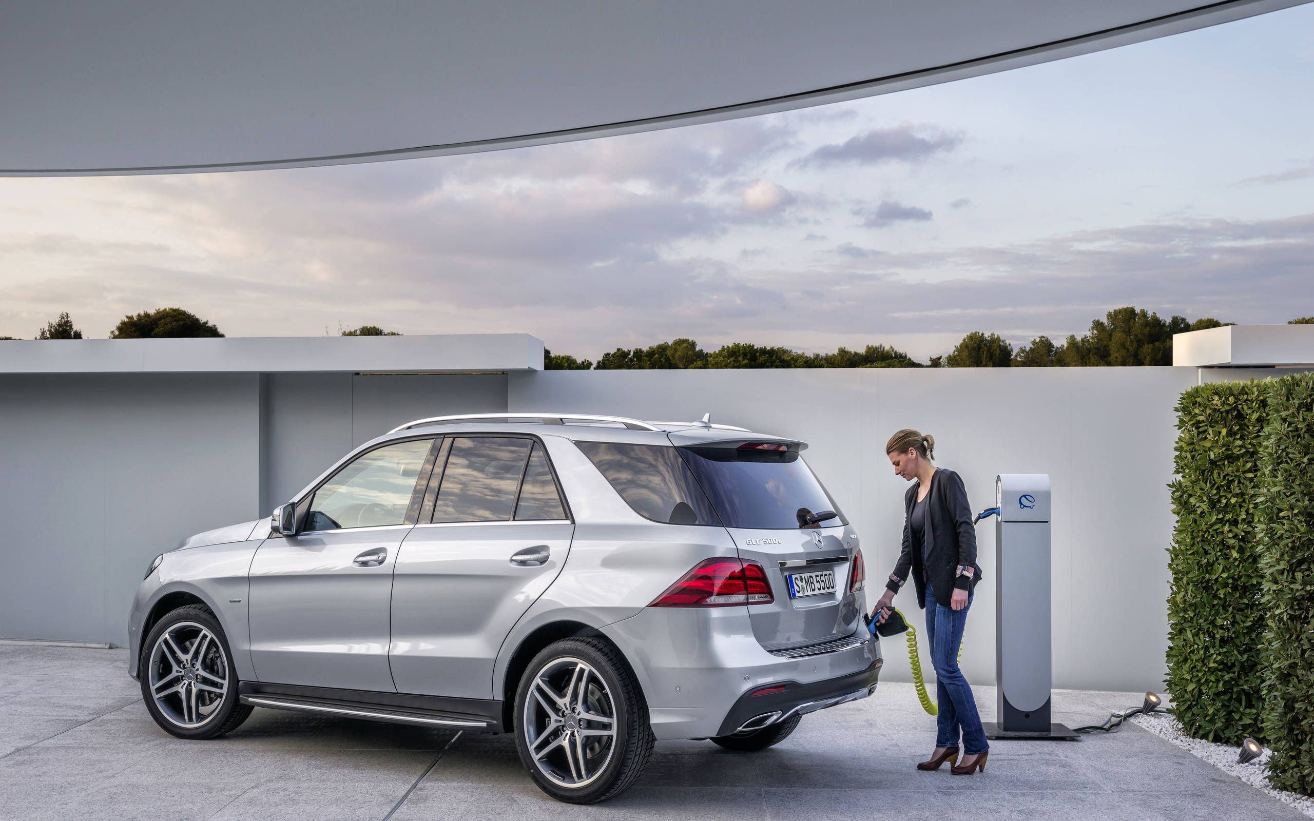 2016 Mercedes Gle Class First Drive The Ml Is Dead Long Live The Ml