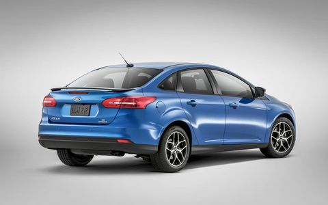 First drive of the 2015 Ford Focus