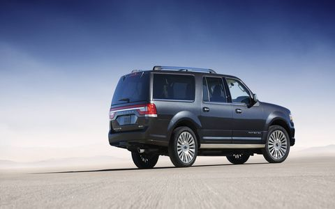 The 2015 Lincoln Navigator offers a fresh interpretation of the classic vehicle that created the full-size luxury SUV segment.