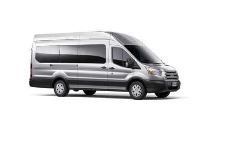 The 2015 Ford Transit 350 Wagon is great for transporting people around, but is probably not the best vehicle for day-to-day transportation like the old Econoline.