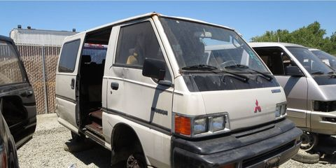Americans hadn't bought forward-control vans in large numbers since the 1960s heyday of the Dodge A100/Ford Econoline/Chevrolet Sportvan.