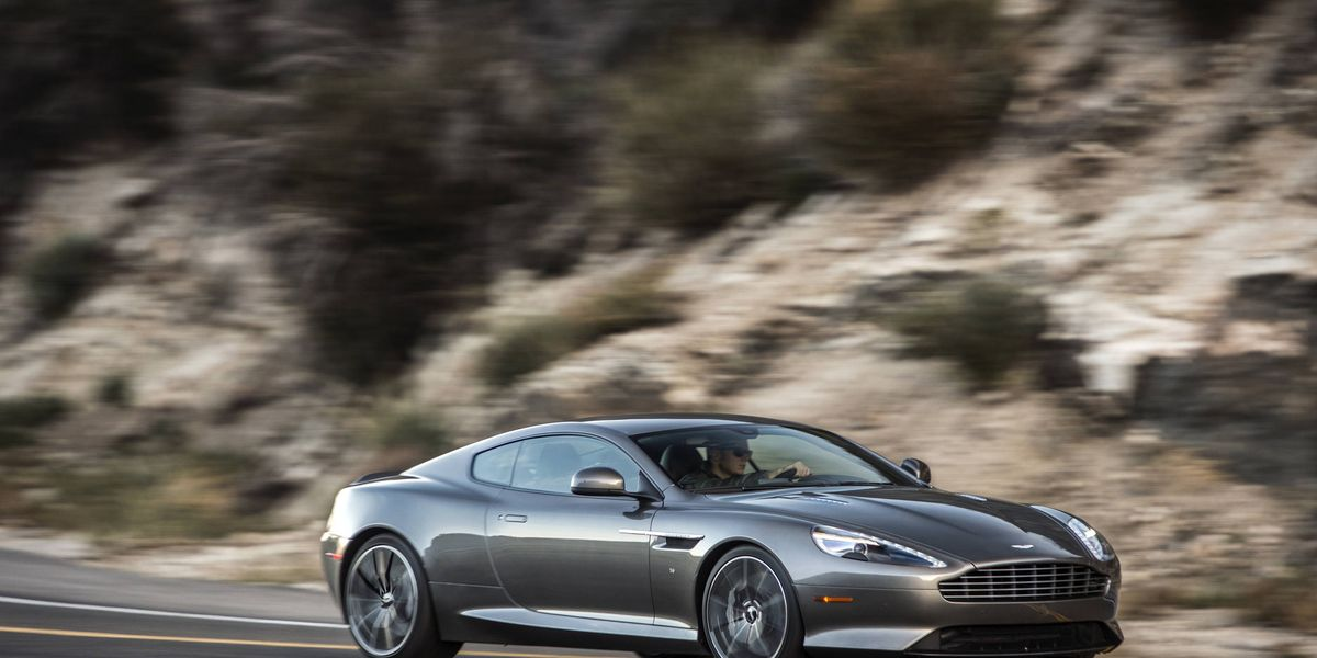 First Drive S 2016 Aston Martin Everything