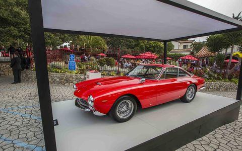 1964 Ferrari GT Lusso
