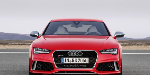 Audi CEO Winklemann said RS models could go rear-wheel drive.