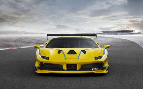 The front bumper has been completely redesigned with a more pronounced splitter and flicks to increase downforce.