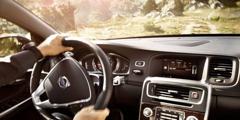 The 2017 Volvo V60 Cross Country somehow manages to have firm but soft, supportive but coddling front seats.