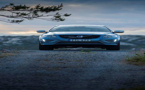 The 2017 Volvo XC60 crossover