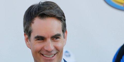 Fox TV analyst and future NASCAR Hall of Famer Jeff Gordon says that he is flattered by talk that he would be a good fit for daytime TV.