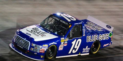 Daniel Hemric is having an outstanding season for Brad Keselowski Racing in the NASCAR Camping World Truck Series. He's second in the points, but still in danger of not making the eight-driver Chase for the Championship in the series.