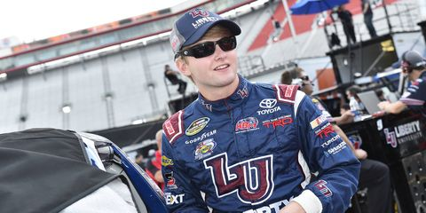 William Byron has signed with Hendrick Motorsports to race in the NASCAR Xfinity Series.