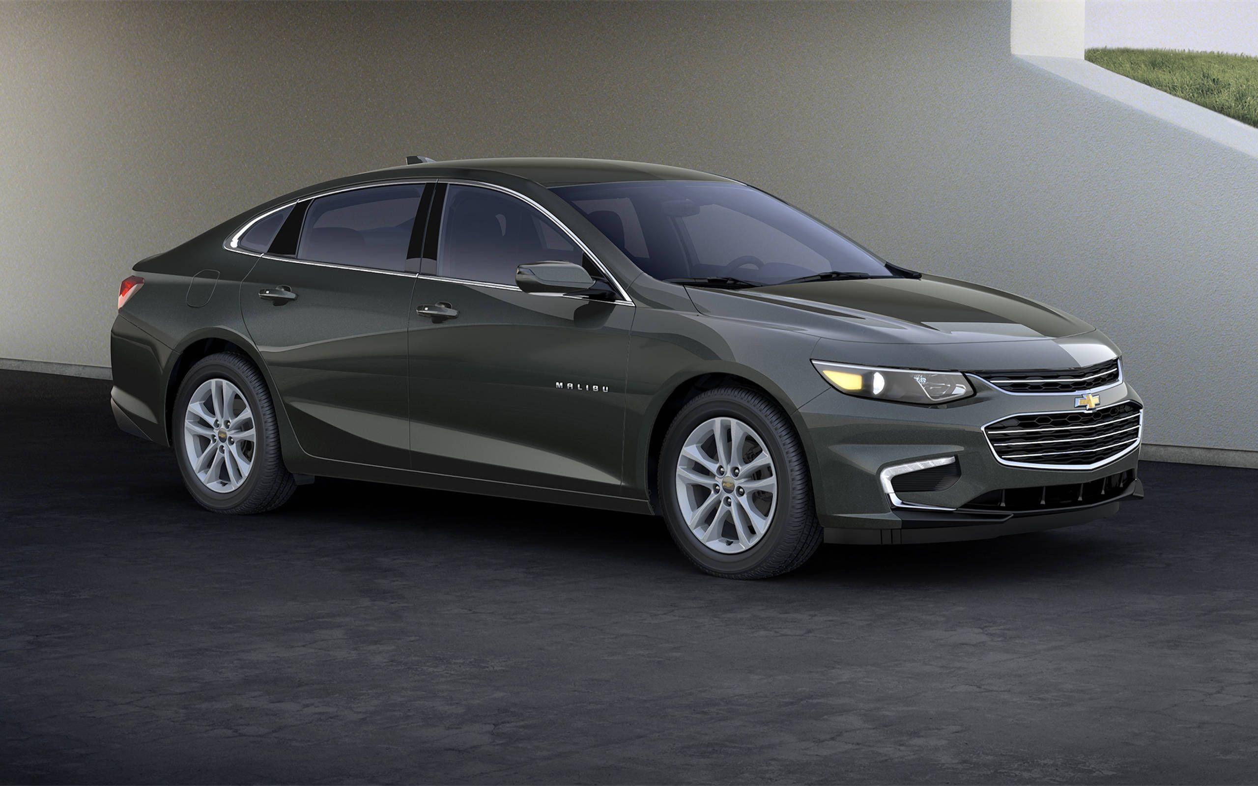 2016 Chevrolet Malibu Lt Review New