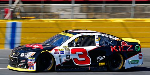 Austin Dillon is the highest remaining non-winner in the Chase standings. He's ninth.