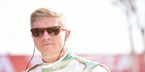Spencer Pigot will enter his second Indianapolis 500 this month but his first with Juncos Racing.
