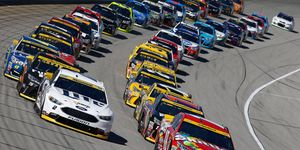 NASCAR and its teams have been named in a $500 million racial discrimination lawsuit.