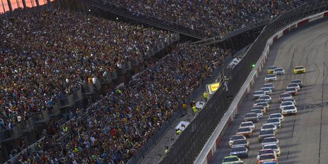 NASCAR is ready to wrap up its regular season this weekend at Richmond.
