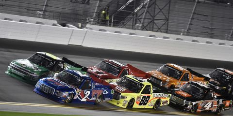 NASCAR recently announced it would give free tickets to children under 12 for Camping World Truck Series and Xfinity races.