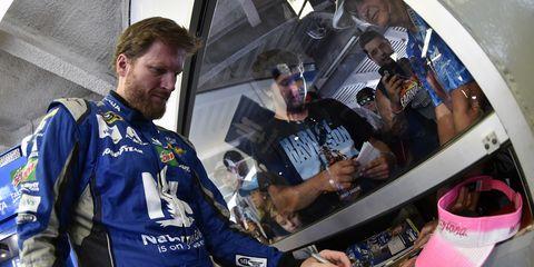 Dale Earnhardt Jr. will address the media this weekend at Watkins Glen.