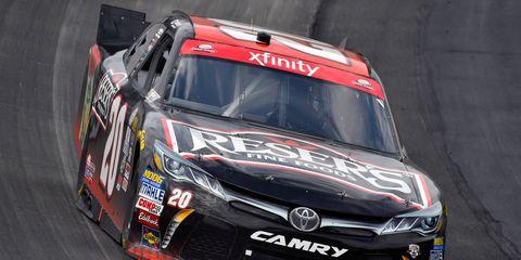 Sprint Cup regular Matt Kenseth has competed in 288 NASCAR Xfinity Series races in his career.