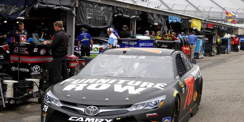 Martin Truex Jr. is hoping to get back on track this weekend in Dover.