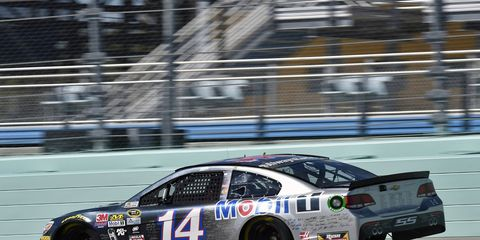 Tony Stewart will drive with a special paint scheme on Sunday at Homestead-Miami Speedway to close out his NASCAR Sprint Cup career.