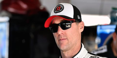 Kevin Harvick wants a full-time broadcasting career once he retires from NASCAR.