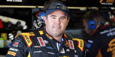 Brendan Gaughan will attempt to make his second Daytona 500 next month.
