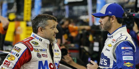 Tony Stewart completed his NASCAR Sprint Cup Series career with a 22nd-place finish on Sunday at Homestead-Miami Speedway.