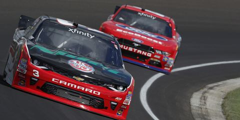Ty Dillon will likely need a victory if he wants to capture the NASCAR Xfinity championship. He'll try to win this weekend in Iowa.