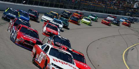 There's a chance the Sprint Cup Series will go to Iowa, but it might not be anytime soon.