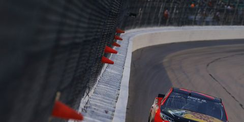 Bad luck has plagued Martin Truex all season. He hopes to put it behind him at Dover this weekend.