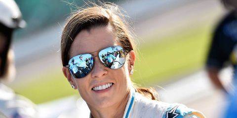 Danica Patrick checks in at No. 7 on this year's list of NASCAR top-sellers.