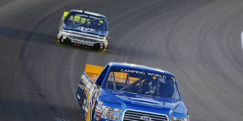 Tyler Reddick hopes to get back to the top with a win at Dover this weekend.