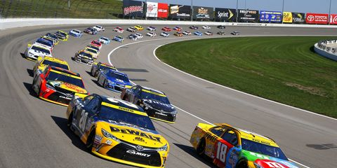 NASCAR is exploring the possibility of adding additional midweek races to future schedules.