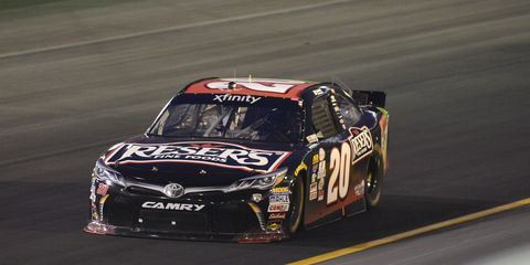 Erik Jones has had an up-and-down season so far, but he hopes to keep rising up the standings with a solid performance at New Hampshire.