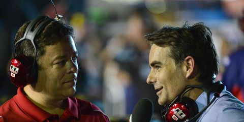 Jeff Gordon is ready, if the need arises, to drive Dale Earnhardt Jr.'s No. 88 car next week at Indianapolis.